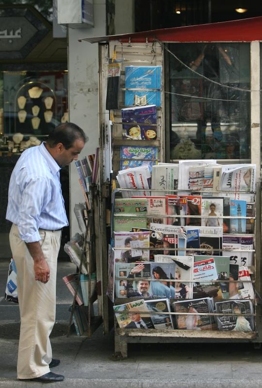 وثائق رسمية من منتصف القرن الماضي تظهر ارتباطات الصحف اللبنانية بالخارج مِن أعرقها إلى أقلّها شهرة (مروان طحطح)