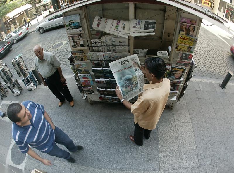 وجد المفوّض السعودي الجديد نفسه أمام طوفان من مطالب الصحافيين المالية (هيثم الموسوي)