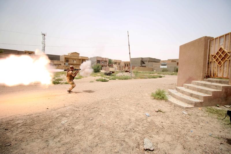 إحباط هجمات انتحارية استهدفت القوات العراقية في حديثة