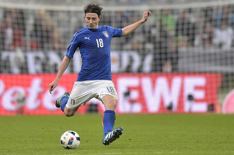 إنسحب مونتوليفو من تشكيلة إيطاليا للإصابة (أرشيف)