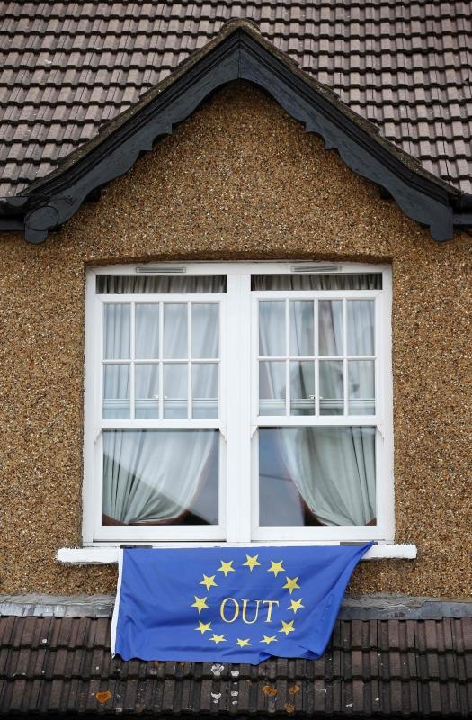 منذ عام 2013 بدأت نقاشات تاريخية حول طبيعة العلاقة مع أوروبا (أ ف ب)