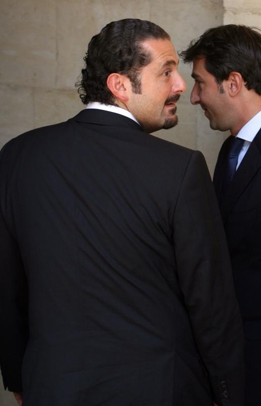 أشرف ريفي بات التهديد الأكبر للحريرية السياسية (مروان طحطح)
