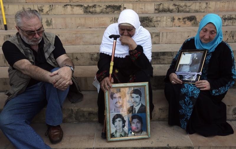 تؤخذ من كل شخص عينتان، تودع واحدة منها لدى البعثة الدولية والأخرى لدى قوى الأمن (مروان طحطح)