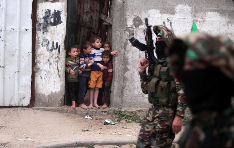 قطاع غزة يشهد حالياً حملة تسليح غير مسبوقة للمقاومة (آي بي ايه)