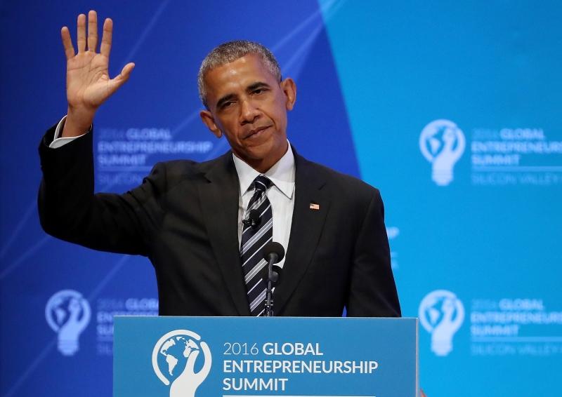 أعرب أوباما أمس عن احترامه لقرار البريطانيين (أ ف ب)