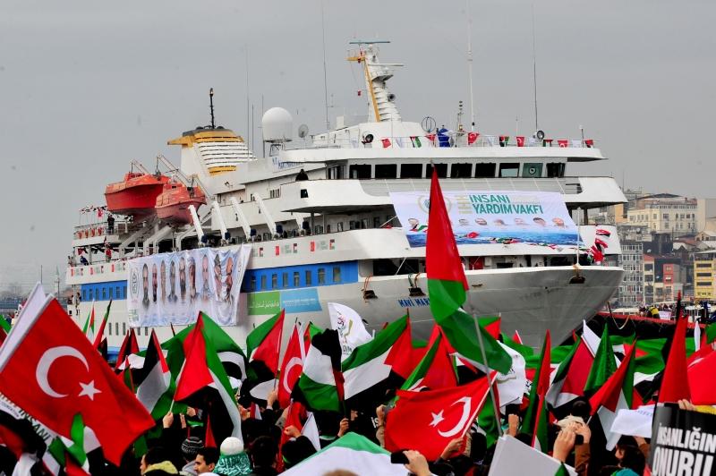 سارعت أنقرة إلى المصالحة بسبب الثروة الغازية المكتشفة حديثاً في إسرائيل (أ ف ب)