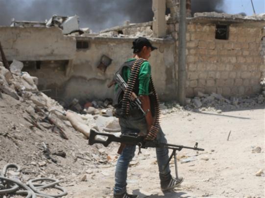 «النصرة» تطرد «جند الأقصى» من البادية: حلفاء الأمس أحباب «داعش»