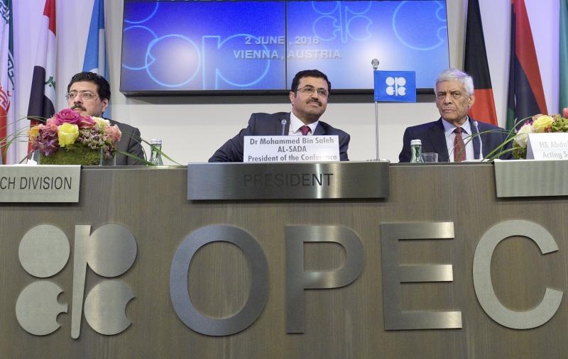 «قد لا تعود المنظمة إلى أسلوبها السابق» في إدارة سوق النفط (أ ف ب)