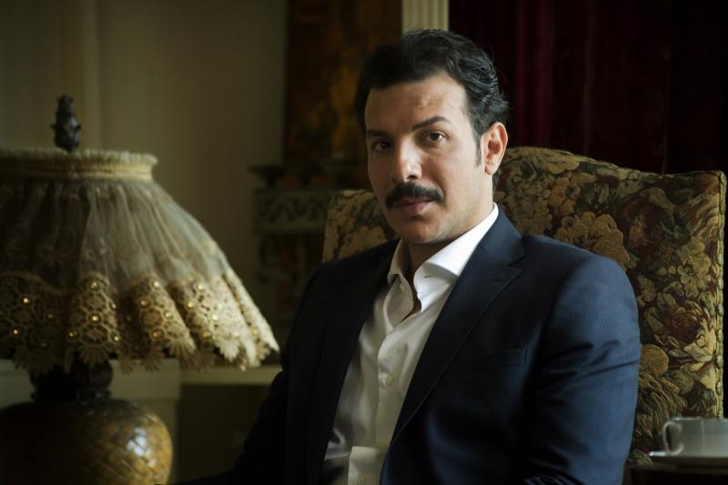 باسل خيّاط في مشهد من «العرّاب 2 ــ تحت الحزام»