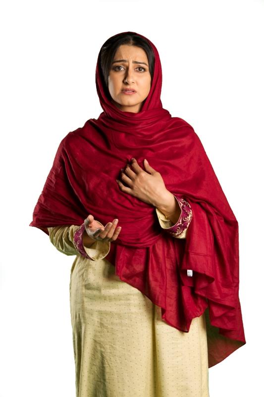 تطل هيفاء حسين في «خيانة وطن»