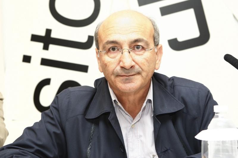 الكاتب اللبناني رشيد الضعيف