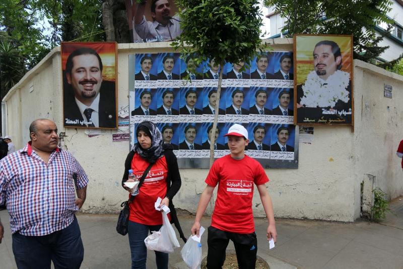 جاء الآن مدّعو حصرية الانتماء إلى المدينة تحت شعار «البيارتة» (مروان طحطح)