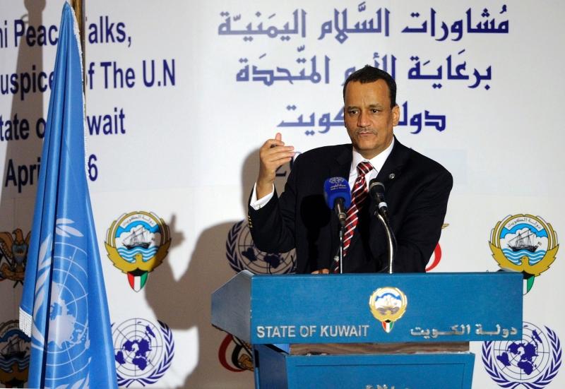 تصريحات ولد الشيخ بشأن جلسات المعتقلين والأسرى جاءت مناقضة للواقع (أ ف ب)