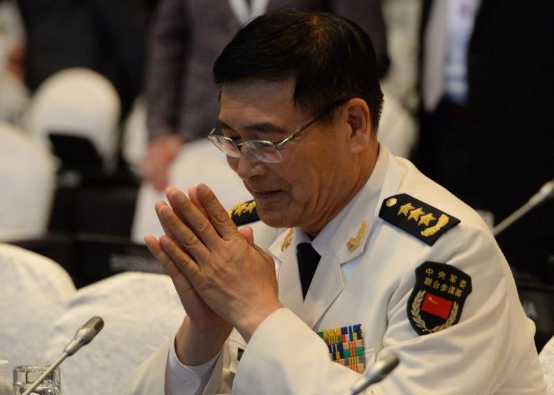 بكين: على دول المنطقة التخلي عن عقلية المعادلة الصفرية (أ ف ب)