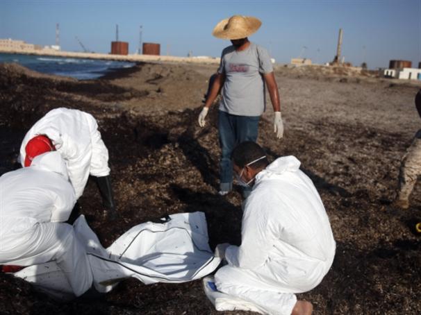 ليبيا | شواطئ زوارة تستقبل «المهاجرين»... جثثاً