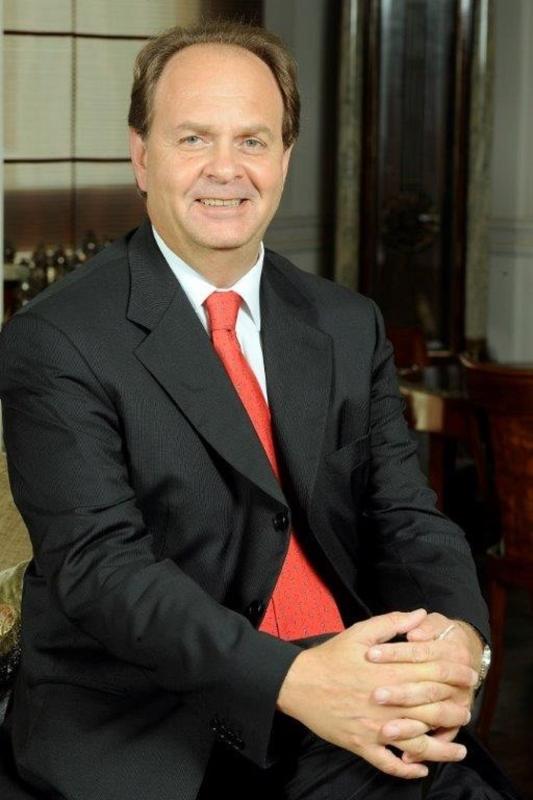 المصرفي ومؤسس الدار رامي النمر