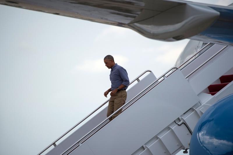 تدل زيارة أوباما على أن سايغون أصبحت من الماضي عند البيت الأبيض (أ ف ب)