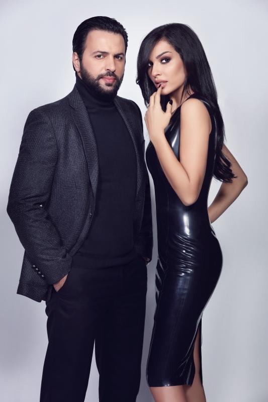 نادين نسيب نجيم وتيم حسن في «نص يوم»