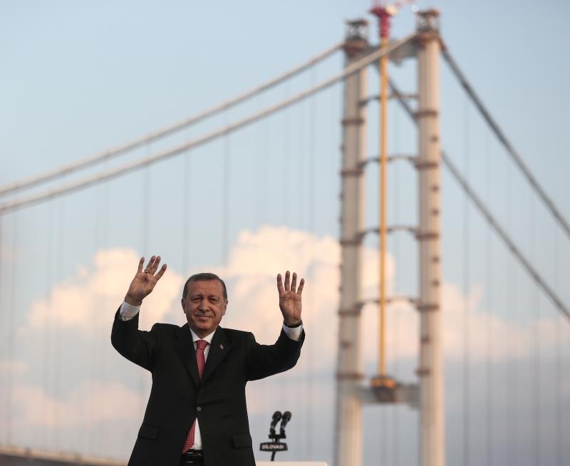 لم يستبعد الكرملين عقد لقاء بين بوتين وأردوغان قبل أيلول المقبل (الأناضول)