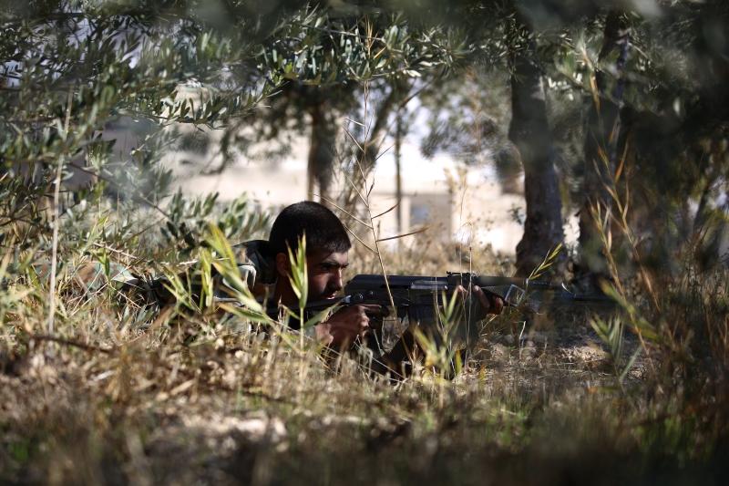 حقّق الجيش تقدّماً جديداً غربي مدينة داريا