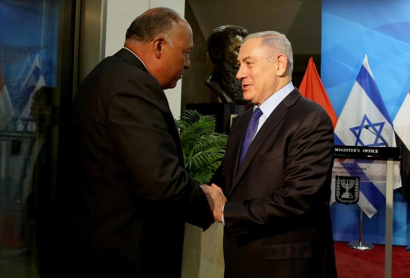 أكد شكري أن العملية السياسية ستحمل تأثيرًا هائلًا في كلّ الشّرق الأوسط