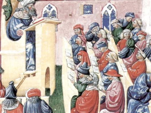 قرض دراسي من القرن الـ 13
