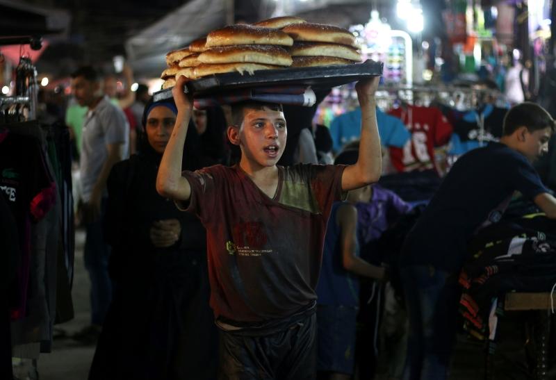 هجرة الكفاءات أفقدت سوريا قدرتها على بناء اقتصاد معافىً (أ ف ب)