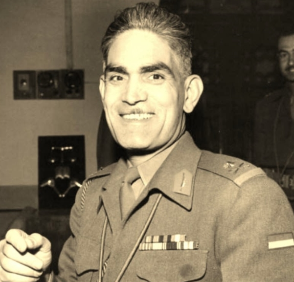 عبد الكريم قاسم، أول رئيس وزراء للعراق في العهد الجمهوري