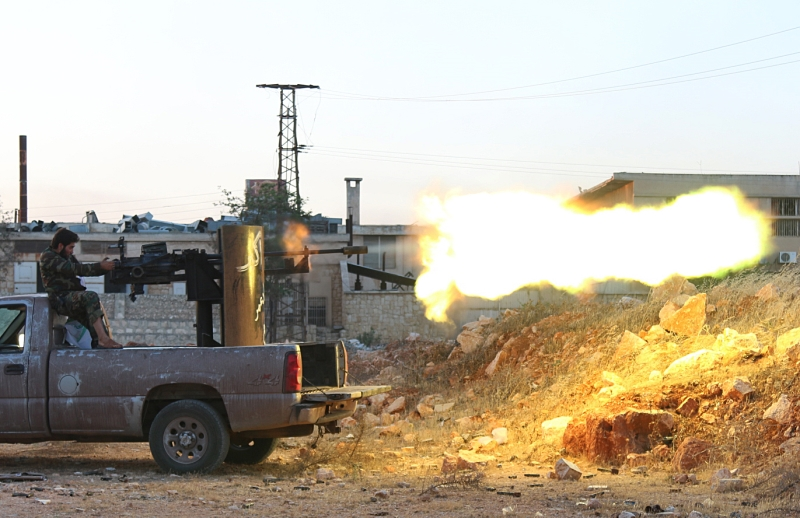 انسحبت «أحرار الشام» من معركة الملاح باعتبارها «انتحاراً عسكرياً» (الأناضول)