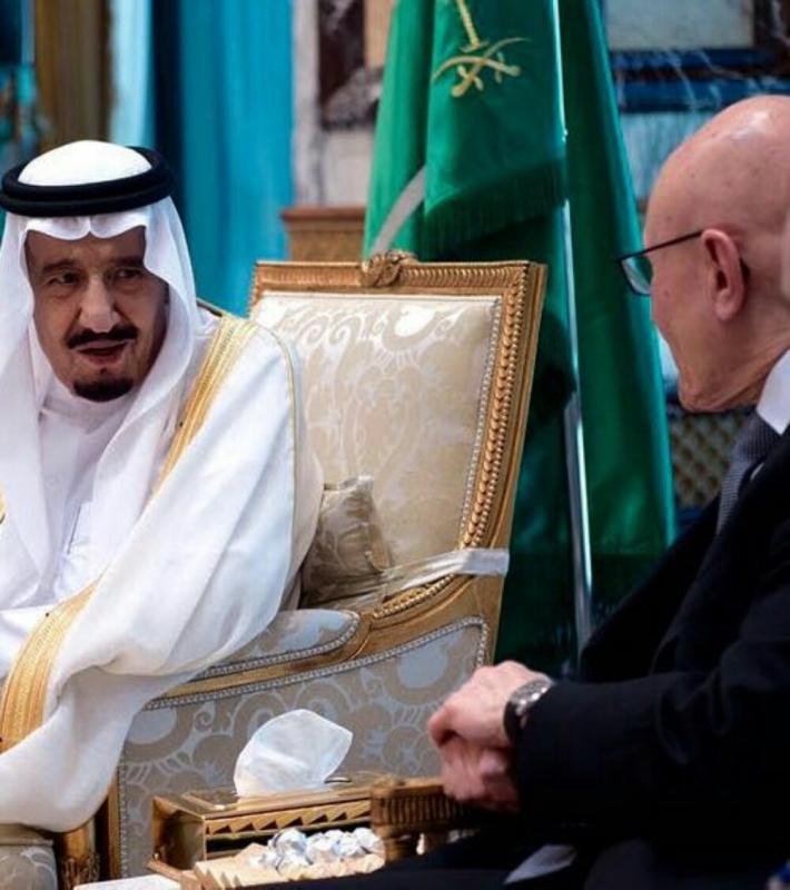الملك السعودي لرئيس الحكومة: لن نتخلى عنكم  (دالاتي ونهرا)