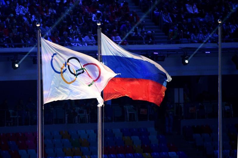 """دعت """"وادا"""" إلى إيقاف روسيا عن جميع الأحداث الرياضية الدولية بما فيها أولمبياد ريو دي جانيرو (أ ف ب)"""