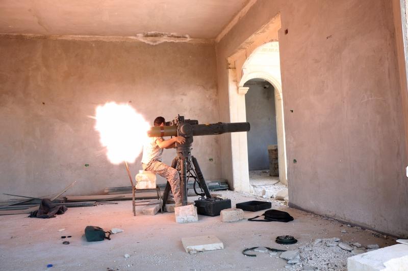 أحبط الجيش هجوماً لـ«داعش» في ريف حماه الشرقي (الأناضول)