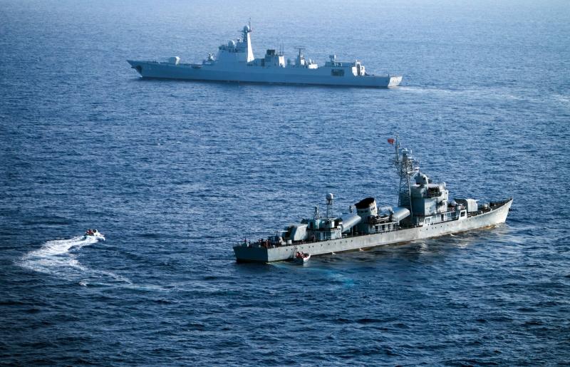 ستستعمل الصين مواردها لتتأكد من أن واشنطن لن تربح المعركة (أ ف ب)