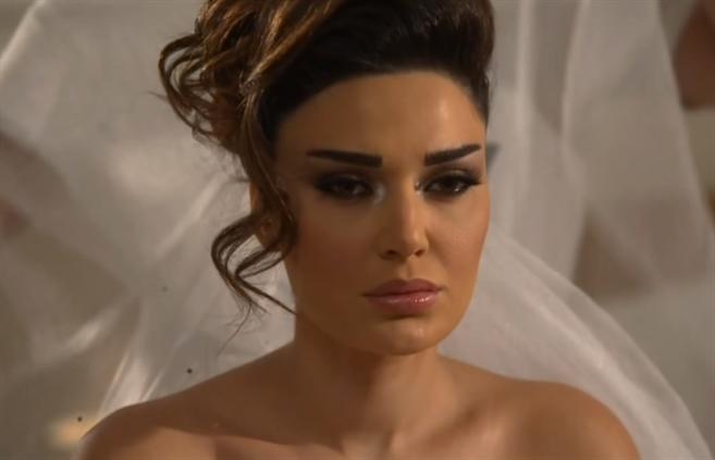 سيرين عبد النور في مشهد من «روبي»