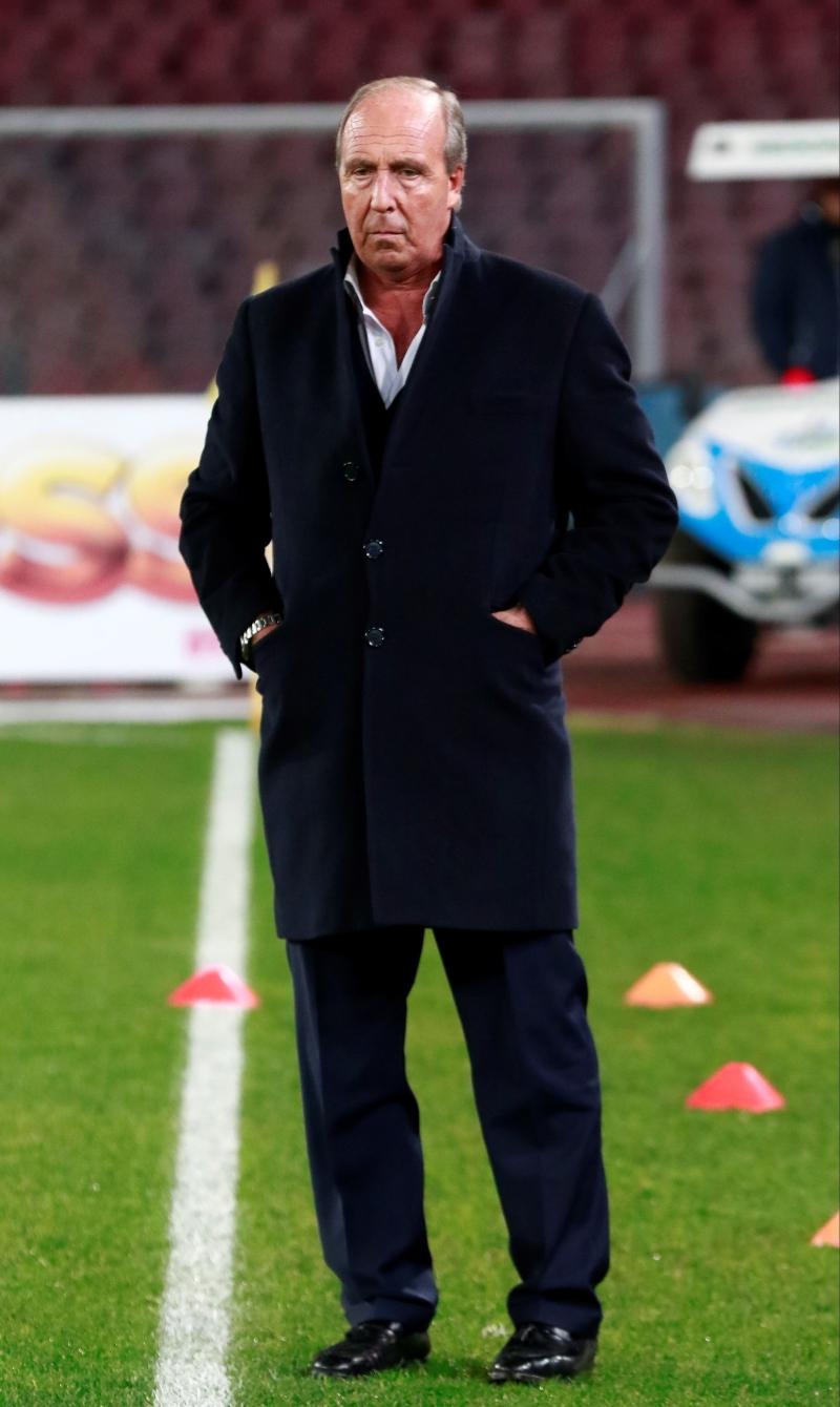 وقّع فنتورا على عقد تدريب إيطاليا (أ ف ب)