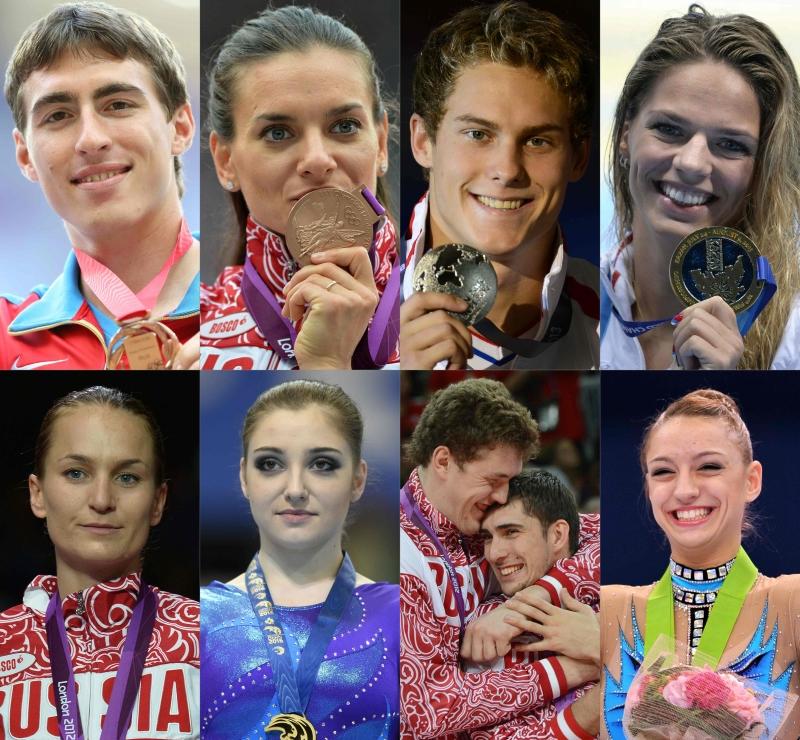 كثيرون يريدون ابعاد روسيا رافضين استمرار تفوّقها الرياضي (أ ف ب)