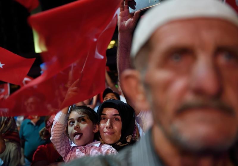 برز أردوغان كأنه سلطان يتمتع بتفويض قوي لسحق المعارضة