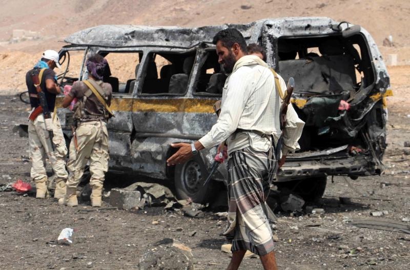 وصلت تعزيزات عسكرية جديدة للقوات الموالية للتحالف السعودي إلى شرقي صنعاء