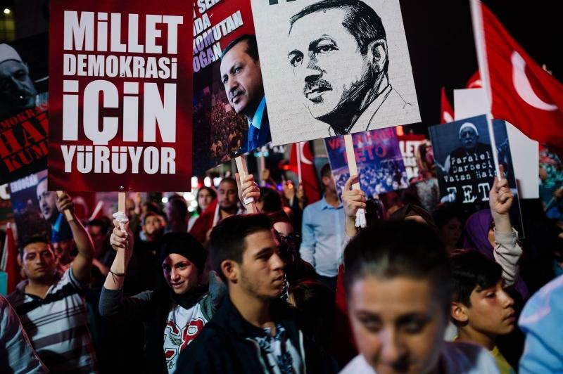 القضاء على محاولة الانقلاب ليست النهاية