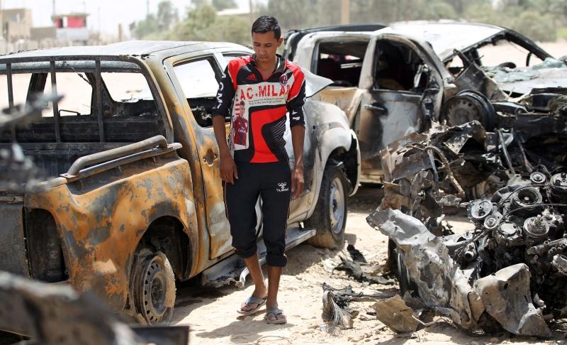 كانت تفجيرات الكرادة وبلد متوقعة في ضوء الهزيمة الكبرى التي لحقت بـ«داعش» في الفلوجة