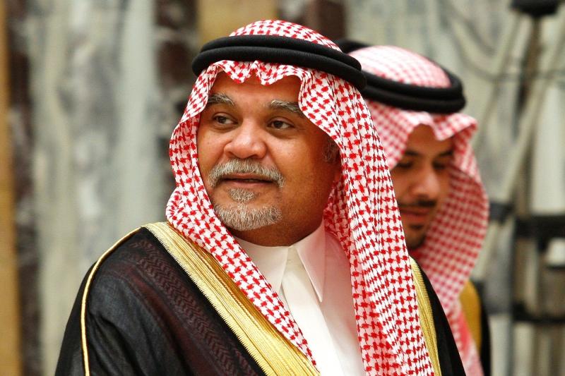 وُجد رقم هاتف بن سلطان على دفتر مسؤول كبير في «القاعدة»