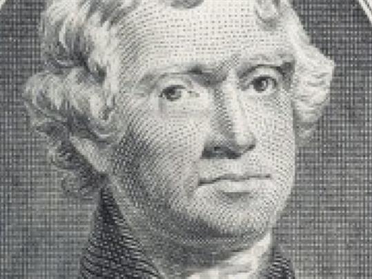 توماس جيفيرسون