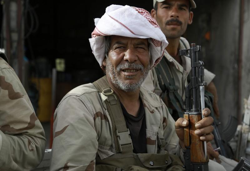 ارتفاع خسائر القوات الكردية إلى حدّ يوازي خسائر معارك «كوباني» (أ ف ب)
