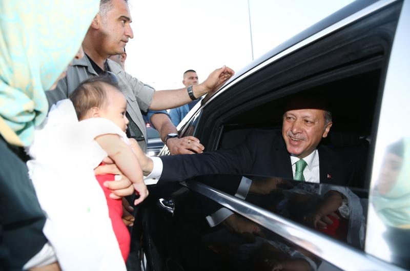 تعديل موازين القوى يقوم به أردوغان وبفاعلية كبيرة (الأناضول)