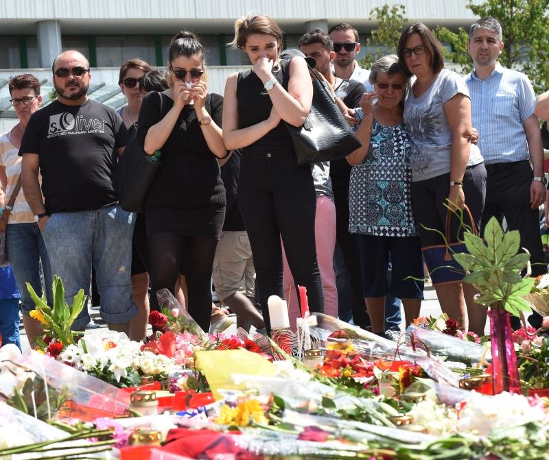 فتح جدل في ألمانيا حول ضرورة تشديد القانون المتعلق بالأسلحة النارية (أ ف ب)