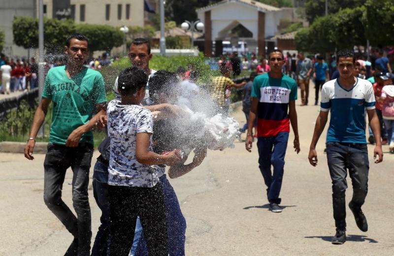 فشلت الثورة في مصر بحكم أن هدفها في إقامة حكم ديموقراطي لم يتحقق (آي بي أي)