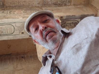 مات مطمئناً إلى «جنسيته المصرية»