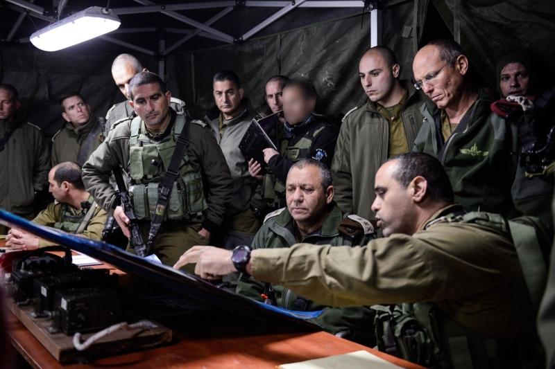 وصف ايزنكوت الهدوء مع غزة بأنه «الأكثر استقراراً منذ 1968» (من الويب)