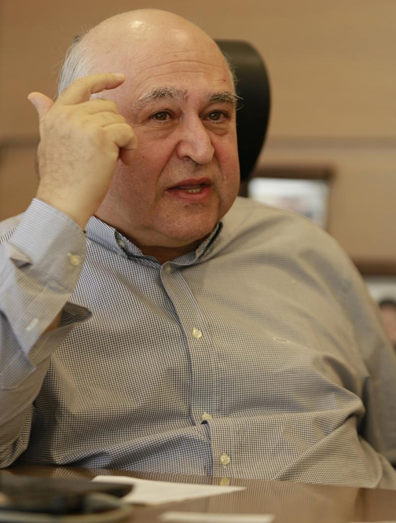 إيلي نخال: «فتحية» اليوم من المناطق التي تطوّر فيها «نخال» مشاريع عقارية ضخمة (مروان بو حيدر)