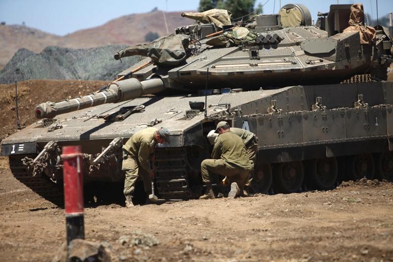 حاكت مناورة للجيشين الإسرائيلي والأميركي قتالاً مشتركاً ضدّ «داعش» (أ ف ب)